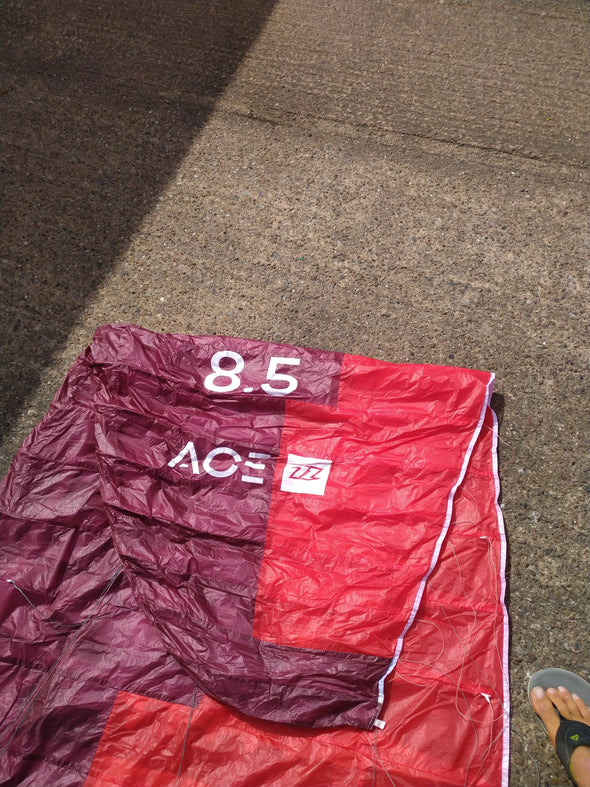 North 8.5m Ace Foil Kite Only