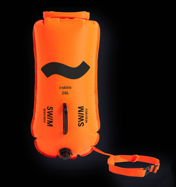 C Skins Swim Research Buoy-bag