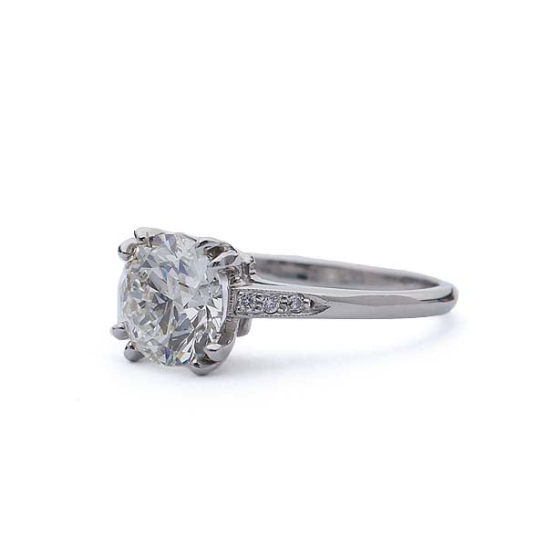 Replica 1930s engagement ring #3104-11