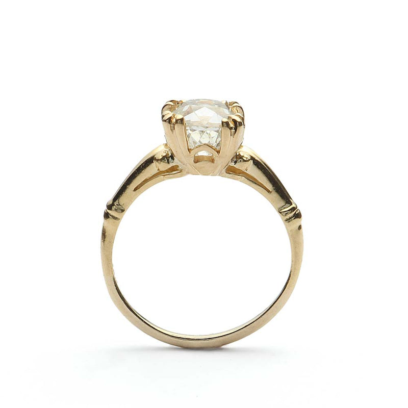 Diamond  Engagement Ring Setting #452841 - Leigh Jay & Co.