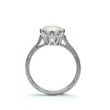 Replica Edwardian Engagement Ring Setting #3310HE-3