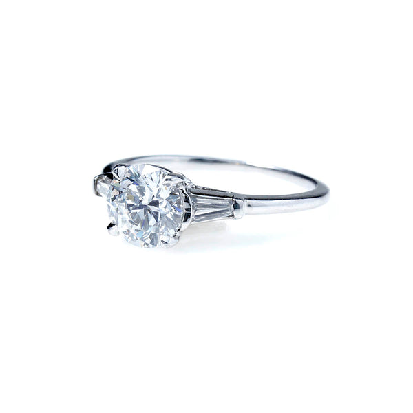 Replica 1930s Engagement Ring #3415-2