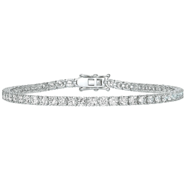 2 Carat Diamond Tennis Bracelet #LB5882