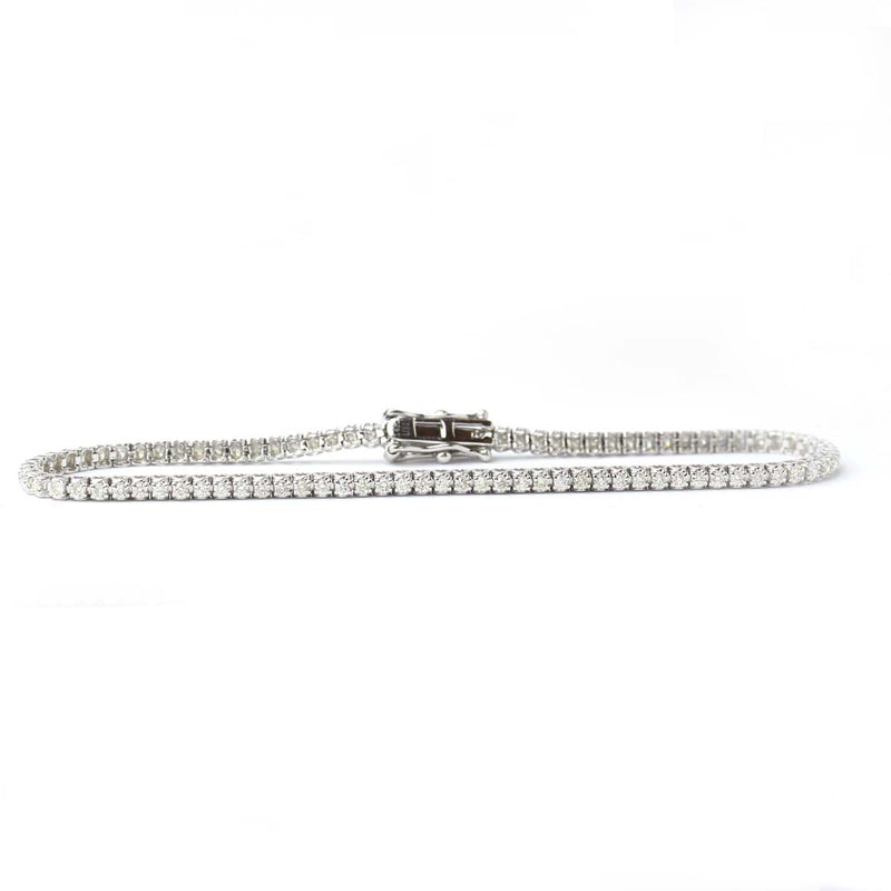 1 carat Diamond Tennis Bracelet #LB5886