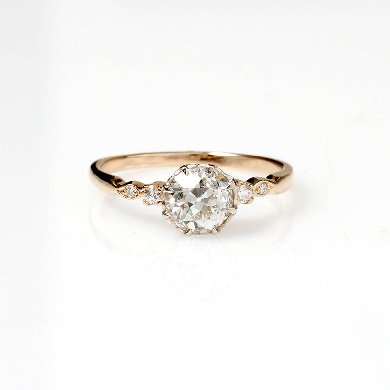 Replica Edwardian Engagement Ring #3023-9