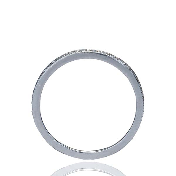 18k Diamond Eternity Band #L1036EPT