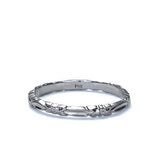 14k Wedding Band #L2607B 14K - Leigh Jay & Co.
