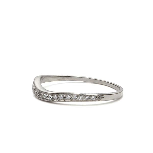 14k Wedding Band #L2662WB 14K - Leigh Jay & Co.