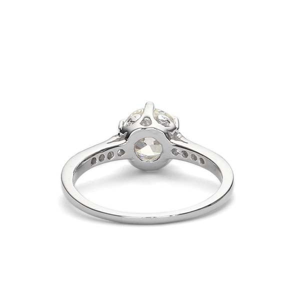 Replica Edwardian engagement ring #L2670