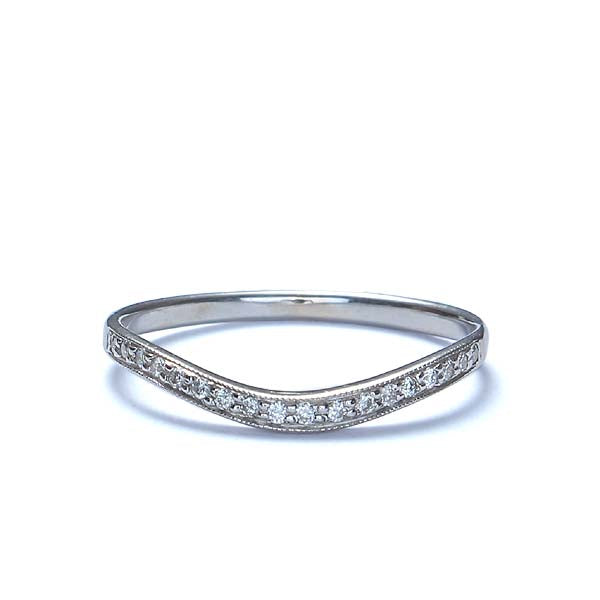Platinum Wedding Band #L3044WB PLAT - Leigh Jay & Co.