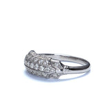 Platinum Wedding Band #L3065WB PLAT - Leigh Jay & Co.