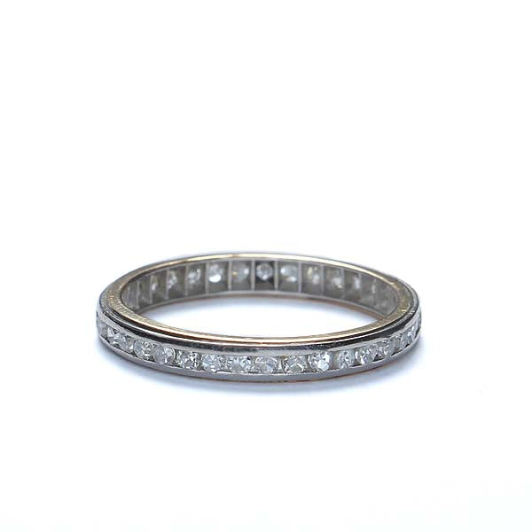 Vintage Wedding Band #R139-03 - Leigh Jay & Co.