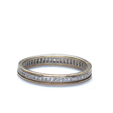 Vintage Wedding Band #R170 - Leigh Jay & Co.