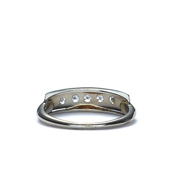 Vintage Wedding Band by Jabel #R193-23 - Leigh Jay & Co.