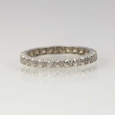 Vintage Wedding Band #R205-11 - Leigh Jay & Co.