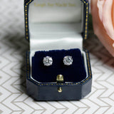 Lab-Grown Diamond Stud Earrings 2.40 carats total weight