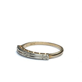 Circa 1940s Wedding Band #VB180131-8 - Leigh Jay & Co.
