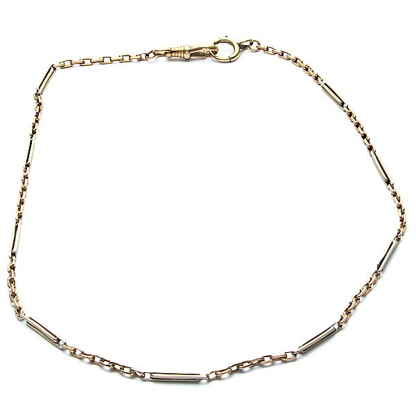 Vintage Art Deco Chain #VC180706-3 - Leigh Jay & Co.