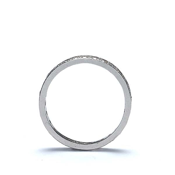 Contemporary vintage eternity band #VR0121-05 - Leigh Jay & Co.
