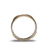 Open Work Vintage wedding band #VR0401-04 - Leigh Jay & Co.
