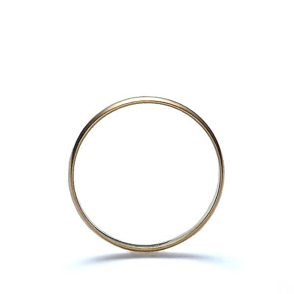 Vintage 10K wedding band #VR0730-03 - Leigh Jay & Co.