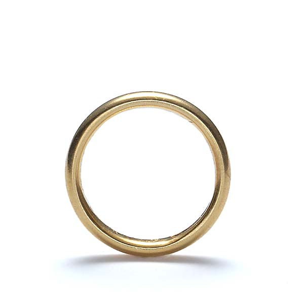 Circa 1903 Wedding band in 22K gold #VR0806-03