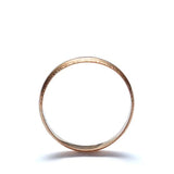 Soviet Manufacture Rose Gold Ring #VR0808-02 - Leigh Jay & Co.