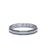 Circa 1949 wedding band #VR0822-07 - Leigh Jay & Co.