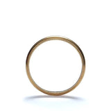 Estate 14k Yellow Gold Wedding band #VR1008-03 - Leigh Jay & Co.
