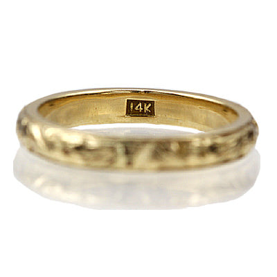 Circa 1920s Wedding band #VR140428-16 - Leigh Jay & Co.