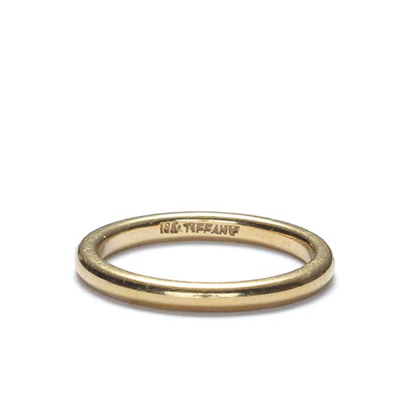 Midcentury Tiffany and Co. Wedding band #VR140507-06 - Leigh Jay & Co.