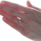 Early Art Deco Diamond Solitaire Engagement Ring #VR150604-01 - Leigh Jay & Co.