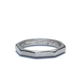 Circa 1952 wedding band by Harry Abel #VR160504-01 - Leigh Jay & Co.