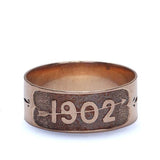 Delightful Edwardian Class Ring #VR160712-01 - Leigh Jay & Co.