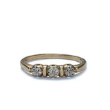 Circa 1930s Wedding band #VR170127-04 - Leigh Jay & Co.