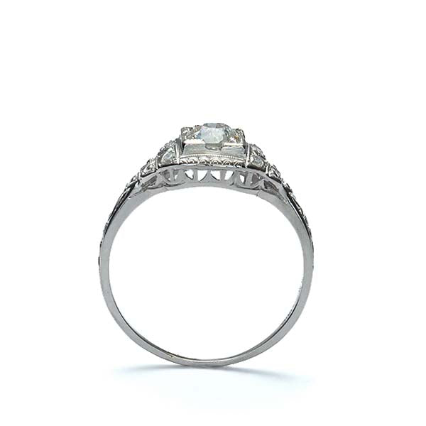 Circa 1920s Engagement Ring #VR180120-1 - Leigh Jay & Co.