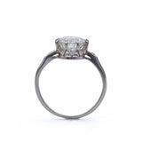 Edwardian Engagement Ring #VR180917-1 - Leigh Jay & Co.
