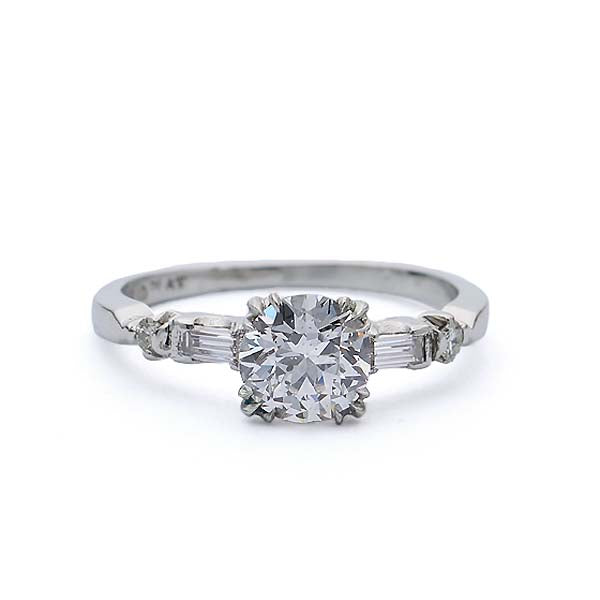 1930s Engagement Ring #VR180920-2 - Leigh Jay & Co.