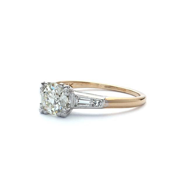 Circa 1950s Engagement Ring #VR190208-3 - Leigh Jay & Co.