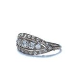 Antique Diamond ring, Circa 1905 #VR469-05 - Leigh Jay & Co.