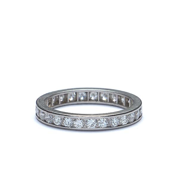 Estate wedding band #VWB-01 - Leigh Jay & Co.
