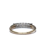 Vintage Wedding Band #VWB-17 - Leigh Jay & Co.
