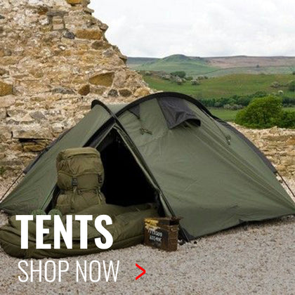 Tents & Emergency Shelters
