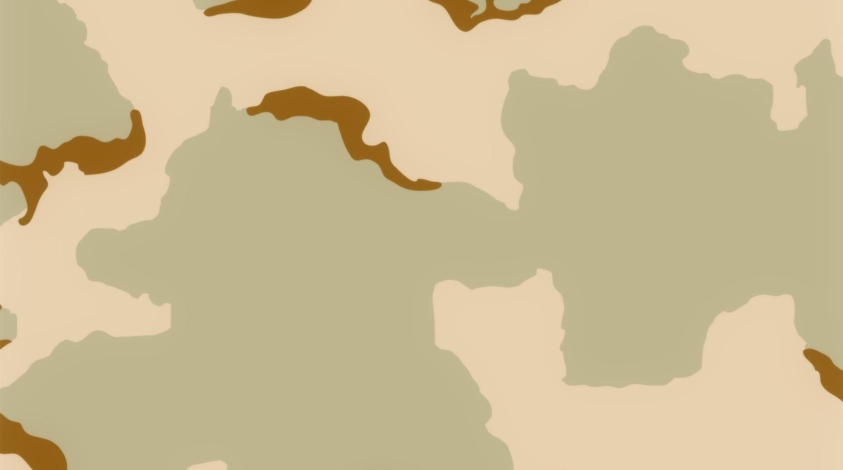 3 Color Desert Camouflage