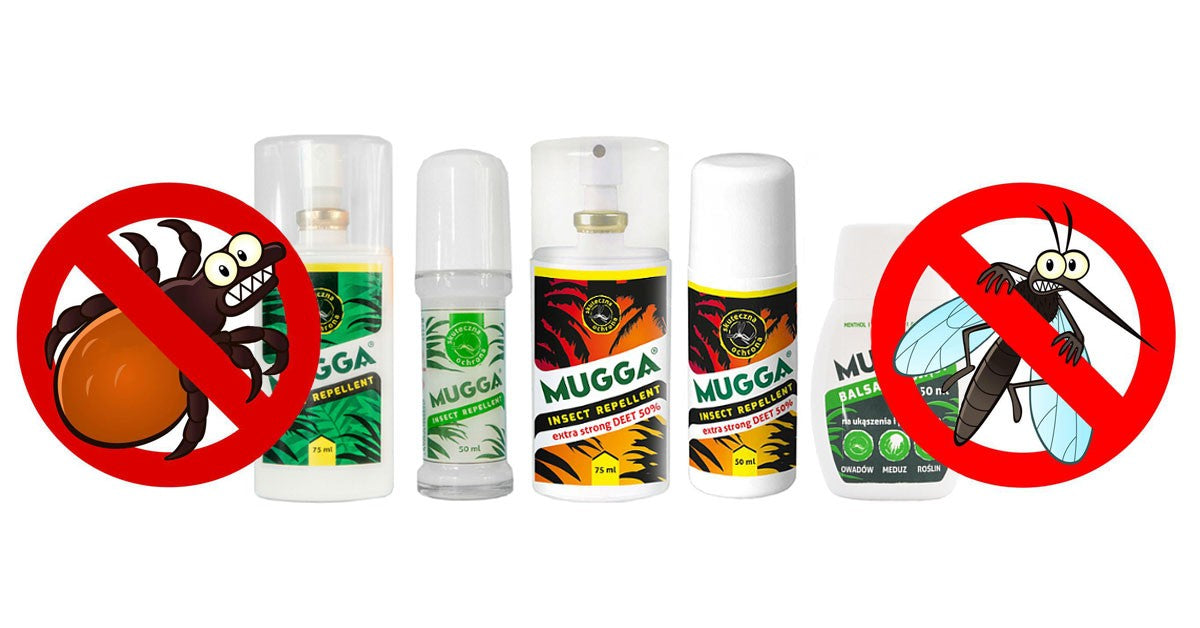 repellents for mosquitos and ticks
