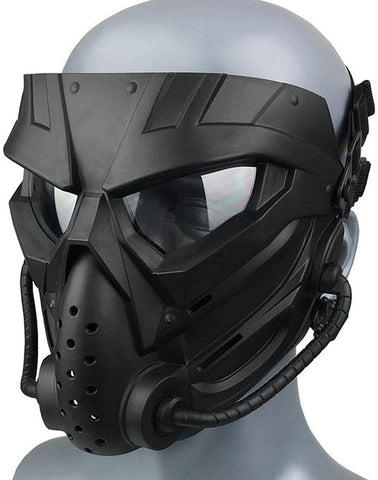 Anti-Fog Airsoft Mask - TopTacticalGear