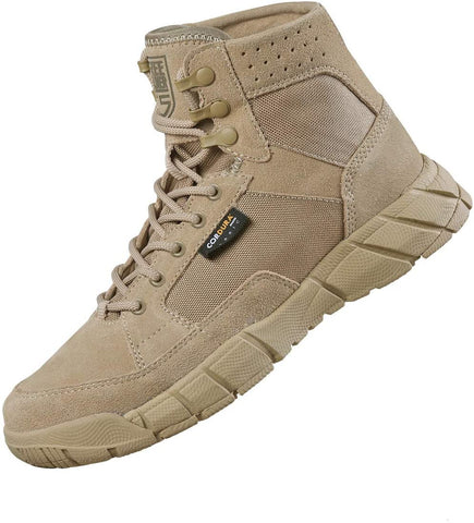 Breathable Military Boots XJ230 - TopTacticalGear