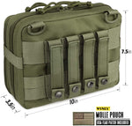 Tactical Military Organizer - TopTacticalGear