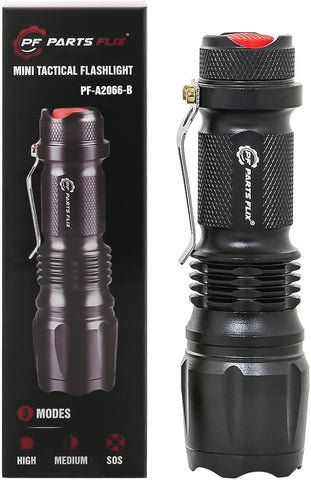 Tactical Waterproof Flashlight - TopTacticalGear