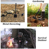 Survival Shovel & Axe Kit - TopTacticalGear